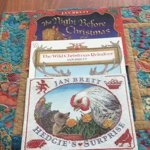 Jan Brett Books 3 Pack